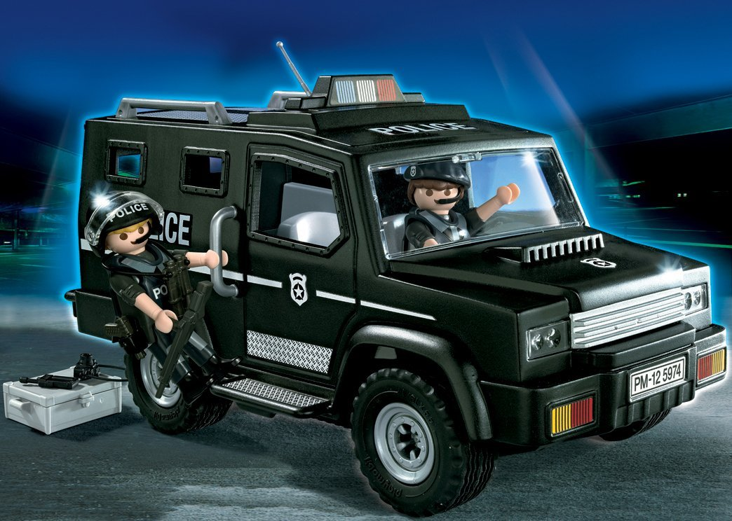 Fourgon de police 5674 Playmobil