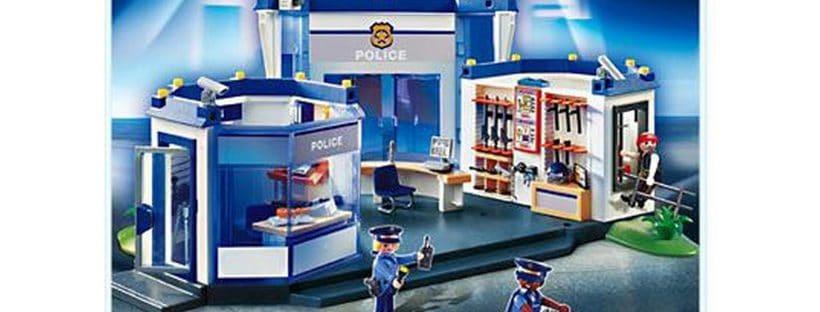 Commissariat de police 4264 Playmobil