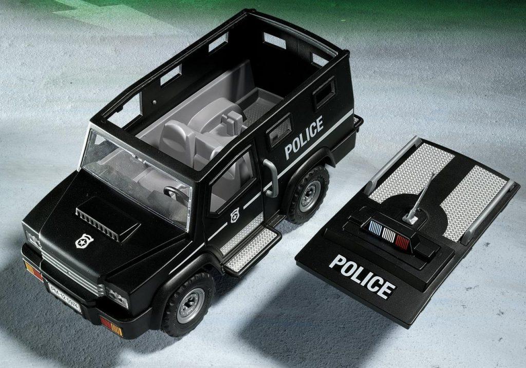 Fourgon de police 5974 Playmobil
