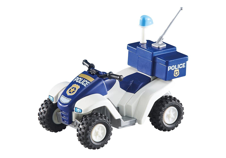 Quad de police Playmobil 6504