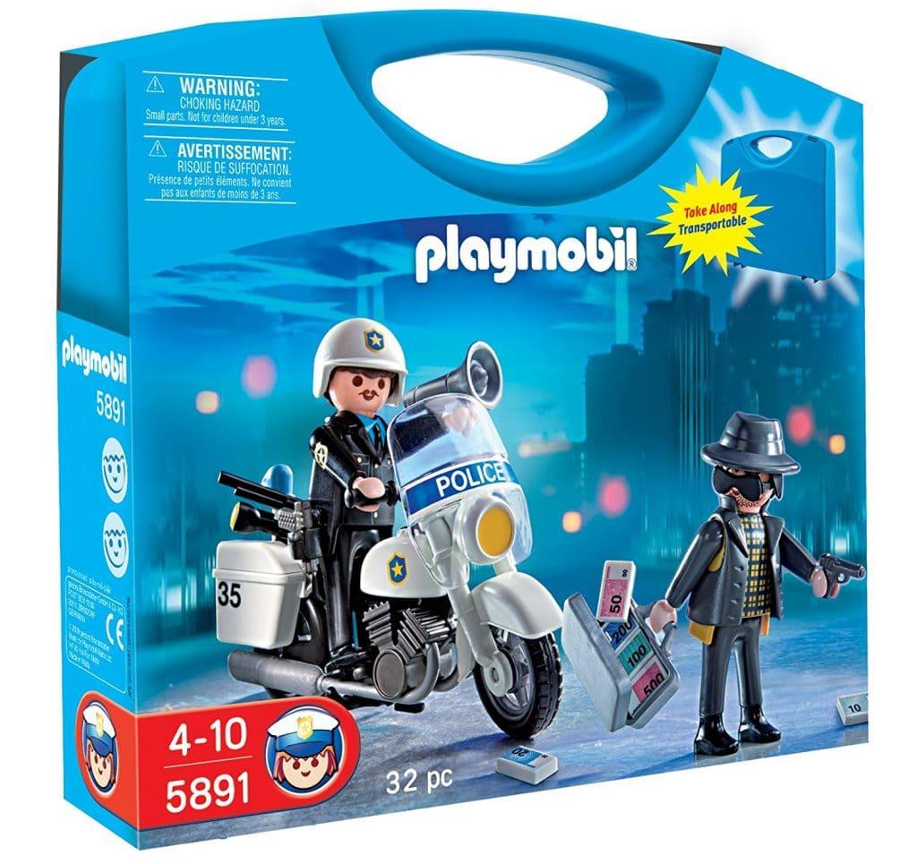 Valisette de police 5891 Playmobil