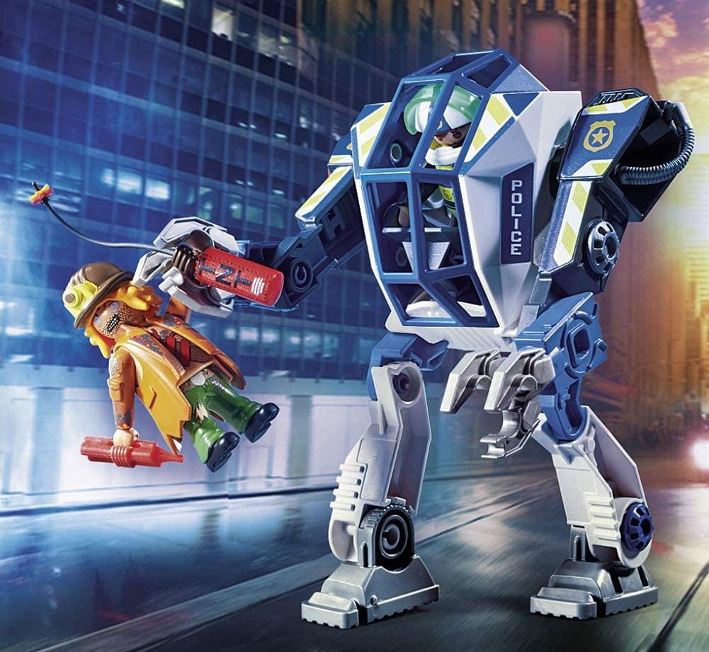 Robot de police Playmobil 70571